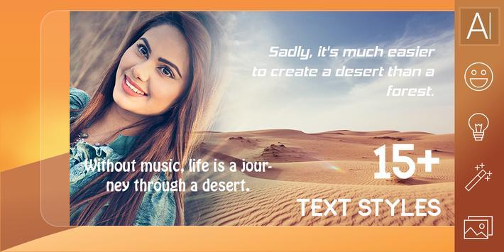 Desert Photo Frames screenshot 2