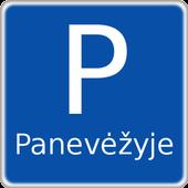 Parkavimas icon