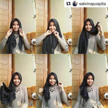 Cara Hijab screenshot 1