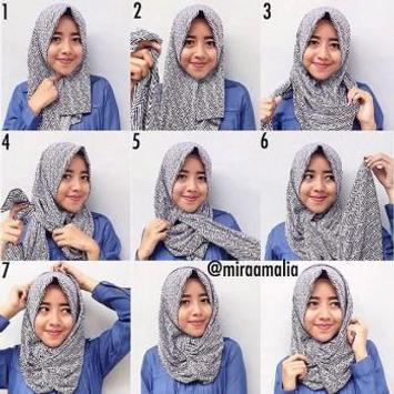 Gambar Tutorial Hijab Pashmina Fur Android Apk Herunterladen