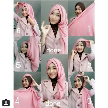Tutorial Hijab Anak screenshot 3