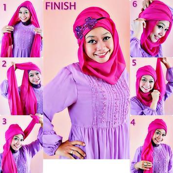 Tutorial Hijab Anak poster