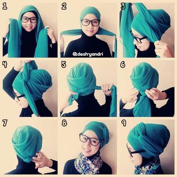 Tutorial Hijab Anak screenshot 2