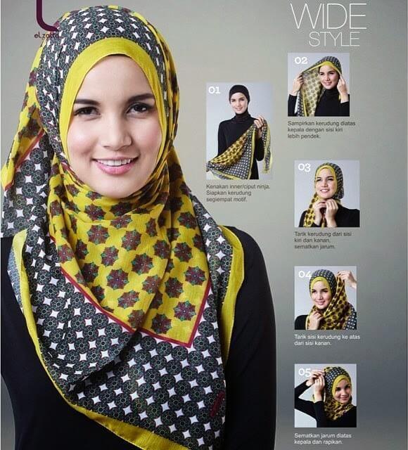 Tutorial Hijab Elzatta Fur Android Apk Herunterladen