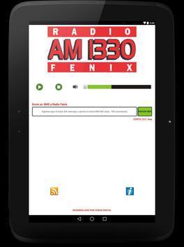 CX40 Radio Fénix screenshot 1