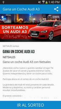 Sorteos360 - Sorteos gratis apk screenshot