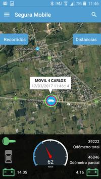 Segura Mobile screenshot 2