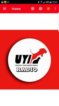 UYI Radio poster