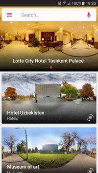 Visit Uzbekistan poster