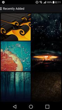 Universal Wallpapers HD screenshot 1