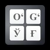 Klavus Uzbek Keyboard icon