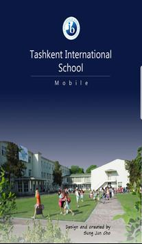 Tashkent International School App poster