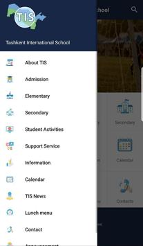 Tashkent International School App screenshot 2