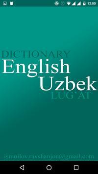 bigg Uz-En poster