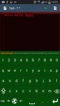 Big Keys Ы Keyboard  Engl-Russ screenshot 1