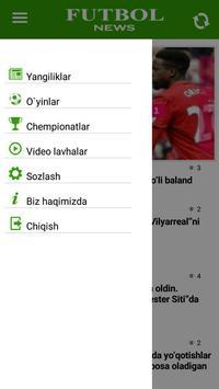 FutbolNews screenshot 4