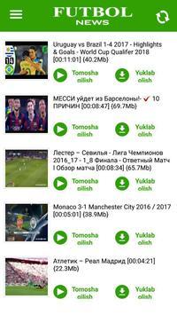 FutbolNews screenshot 2