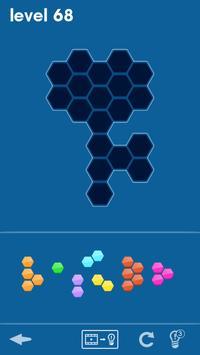 Hexa! Block screenshot 1