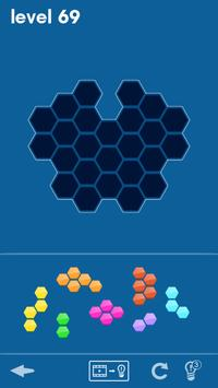 Hexa! Block screenshot 2