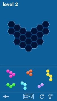 Hexa! Block screenshot 3