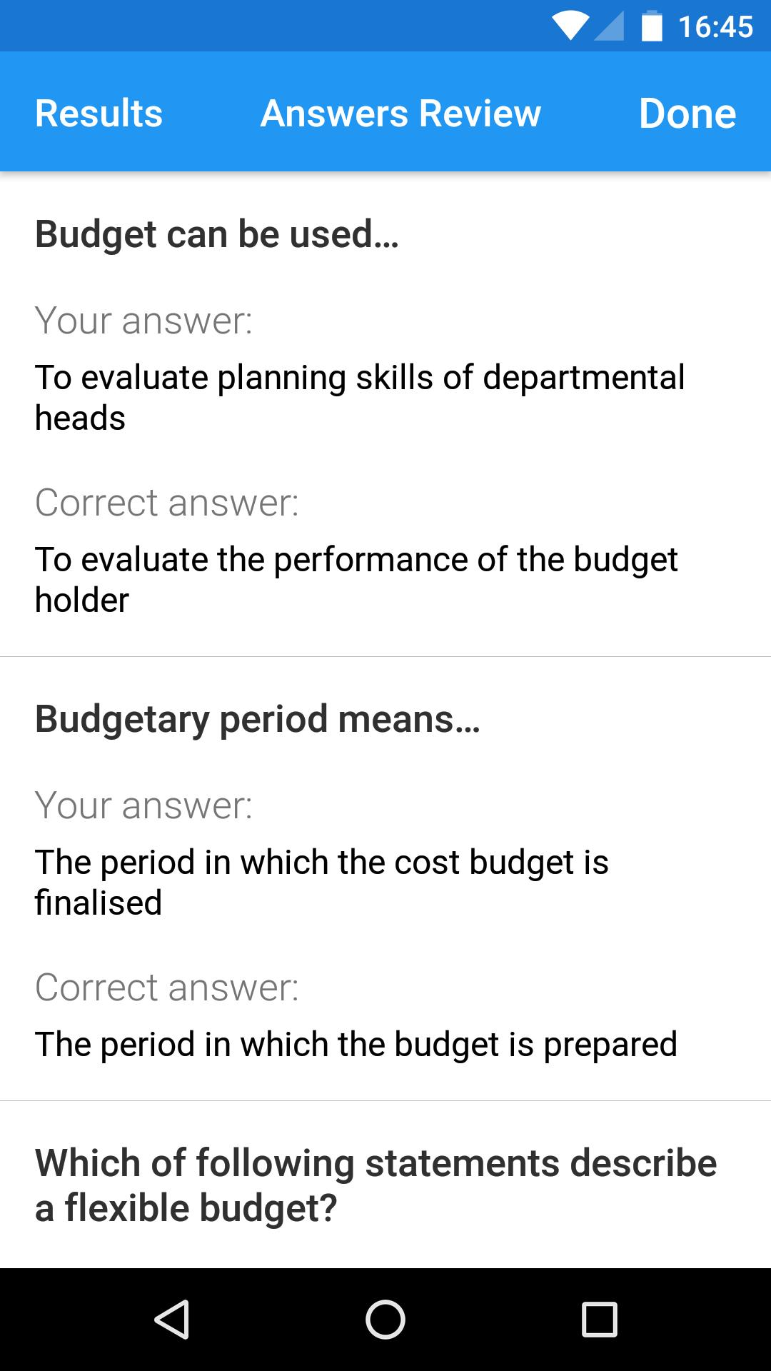 ACCA F2 for Android - APK Download