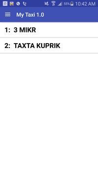 Taxinam apk screenshot