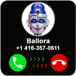 Calling Ballora From Freddy Fazbears Pizza APK