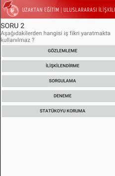 AÖF Ulus Akademi apk screenshot