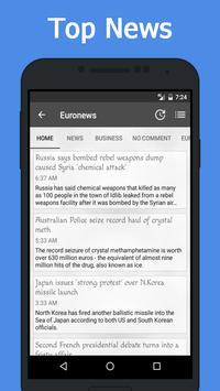 News Uzbekistan apk screenshot