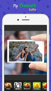 PIP Camera: 143 Sweet Selfie poster