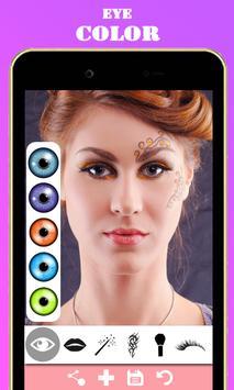Face Makeup & Beauty HD Camera apk screenshot