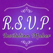 Invitation Maker Birthday/Wedding etc icon