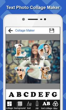 text pic collage maker alphabet letters numbers apk download