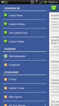 ZOGAMonline App apk screenshot