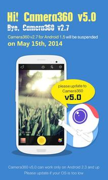 Camera360 for Android 1.5 poster