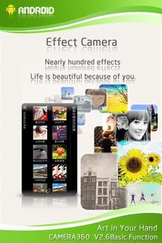 Camera360 for Android 1.5 apk screenshot