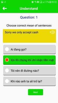 Englover: Học tiếng anh mỗi ngày, học ngữ pháp screenshot 4
