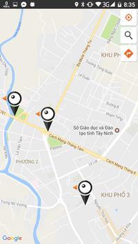 VMap - Bản đồ du lịch về nguồn screenshot 1