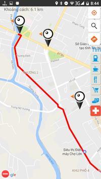 VMap - Bản đồ du lịch về nguồn screenshot 7