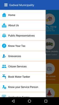 Gadwal Municipality apk screenshot