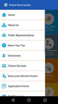 Kodada Municipality apk screenshot