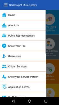 Sadasivapet Municipality apk screenshot