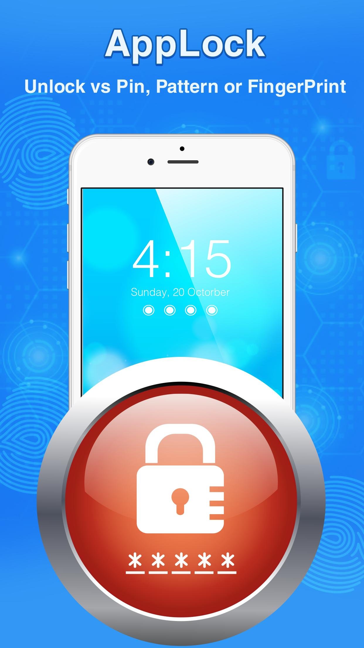 How To Unlock Applock