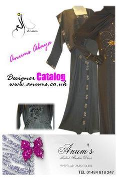 Anums Abaya poster