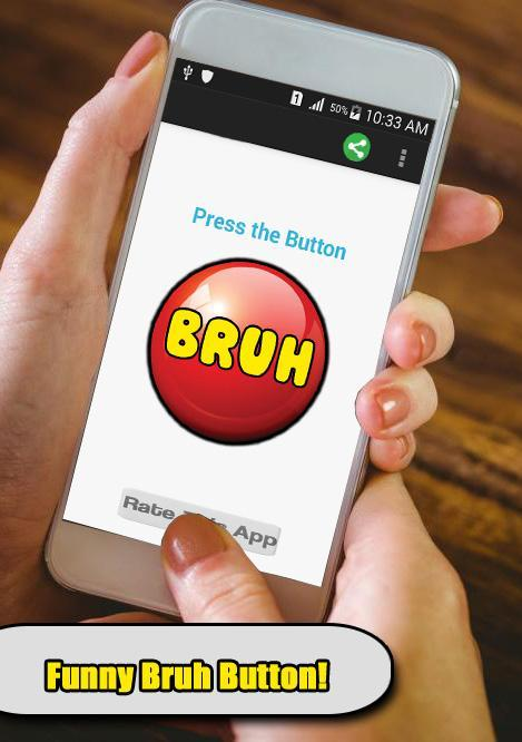 Bruh Button funny soundboard for Android - APK Download