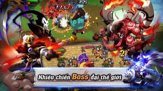 Nộ Chiến Thần screenshot 4