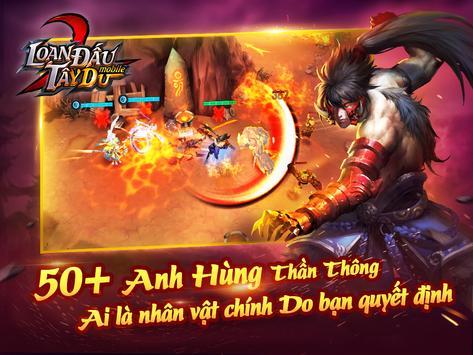 Loạn Đấu Tây Du 2 - 3V3 apk screenshot