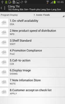 Acacy PerfectStore Audit apk screenshot