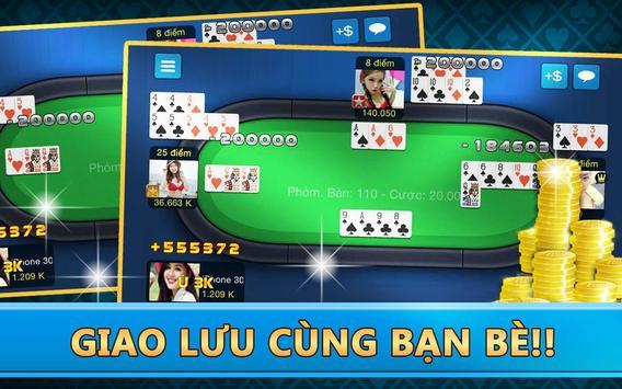 BEME – Tien Len Mien Nam HD apk screenshot