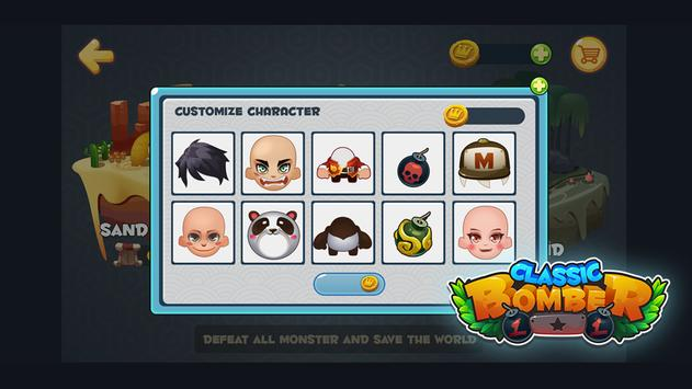 Bomber Heroes - Bomba game apk screenshot